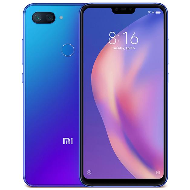 Xiaomi Mi 8 Lite 6GB+128GB - Aurora Blue