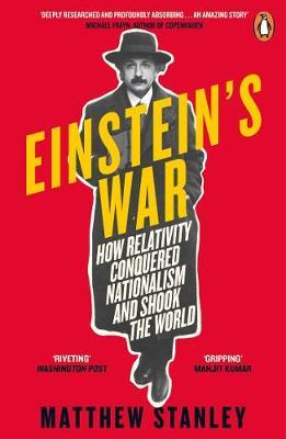 Einstein's War by Matthew Stanley