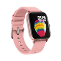Smart Watch Fitness Tracker with Heart Rate Monitor - Pink