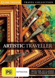 Artistic Traveller on DVD