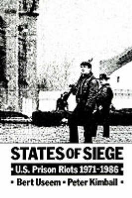 States of Siege by Bert Useem image