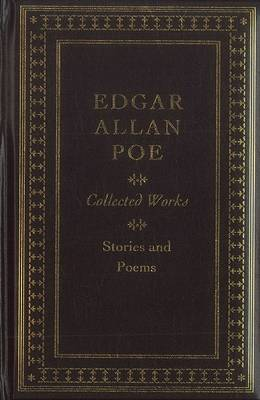 Edgar Allan Poe: Collected Works: Stories and Poems by Edgar Allan Poe image