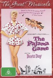 The Pajama Game on DVD image