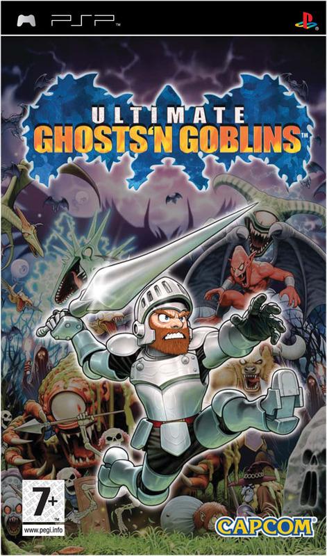 Ultimate Ghosts 'n Goblins for PSP