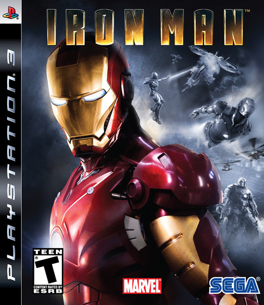Iron Man for PS3