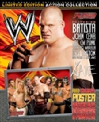 WWE Raw Storybook 4