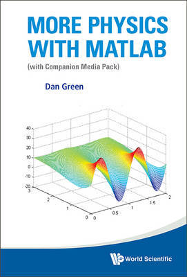 More Physics With Matlab (With Companion Media Pack) by Daniel Green
