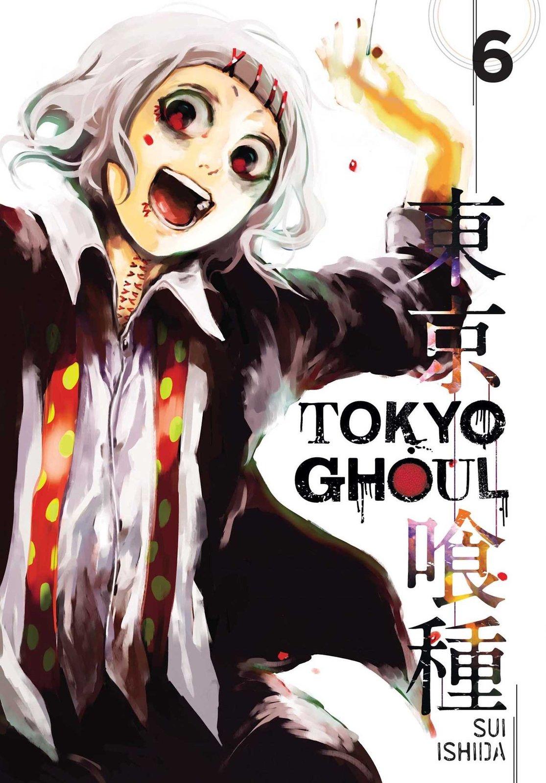 Tokyo Ghoul, Vol. 6 by Sui Ishida image
