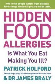 Hidden Food Allergies by Patrick Holford image