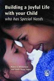 Building a Joyful Life with your Child who has Special Needs by Linda Roan-Yager image
