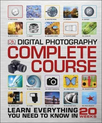 Digital Photography Complete Course image