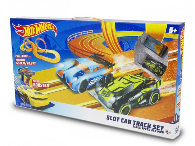 Hot Wheels: Electric Slot Track Set - (632cm)
