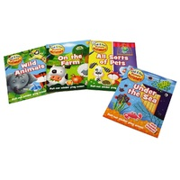 Look & Find Picture Dictionary Set of 4