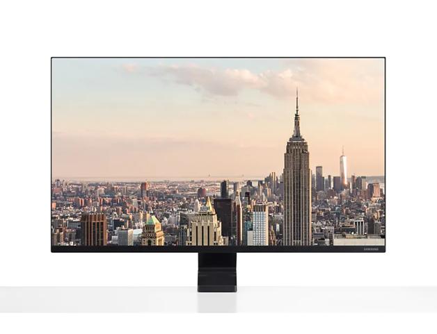 """32"""" Samsung 4K 60Hz Space-Saver Monitor"""