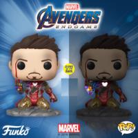 Avengers: Endgame - I Am Iron Man - Pop! Deluxe Figure