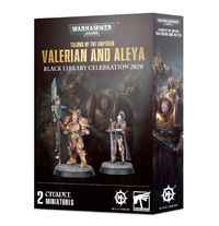 Talons Of The Emperor: Valerian And Aleya image