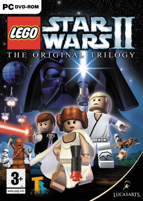 LEGO Star Wars II: The Original Trilogy for PC image