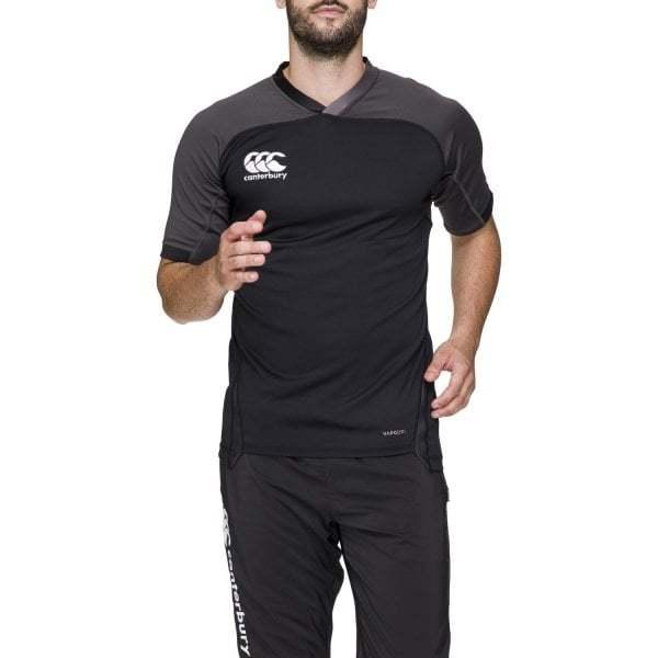 Mens Evader Jersey- Black (3XL)