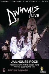 Divinyls Live - Jailhouse Rock on DVD