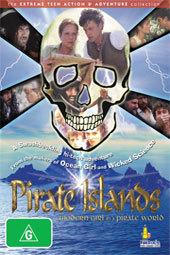 Pirates Island - Movie 1 on DVD