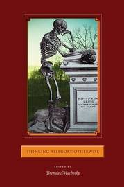 Thinking Allegory Otherwise by Brenda Machosky image