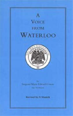 Voice from Waterloo by Edward Cotton