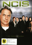 NCIS - Complete Season 4 (6 Disc Set) on DVD