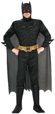Batman Dark Knight Deluxe Adult Costume (Large)