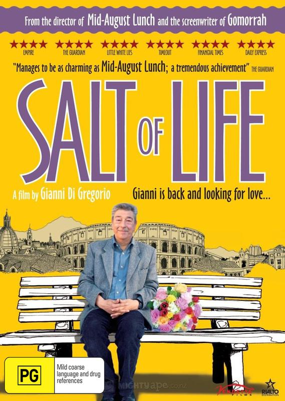 The Salt Of Life on DVD