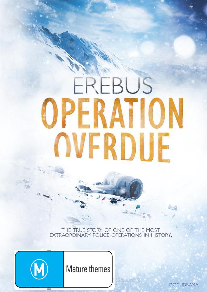 Erebus: Operation Overdue on DVD image