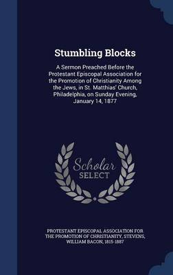 Stumbling Blocks by William Bacon Stevens