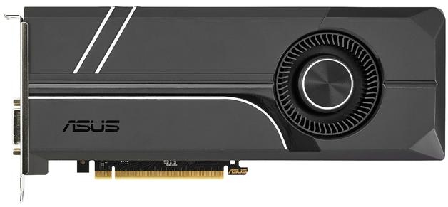 ASUS GeForce GTX 1060 Turbo 6GB Graphics Card