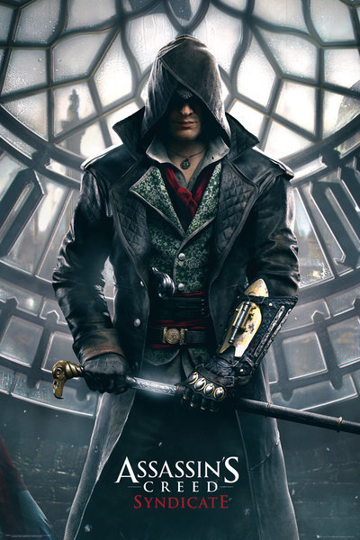 Assassin's Creed Syndicate Maxi Poster - Big Ben (539)