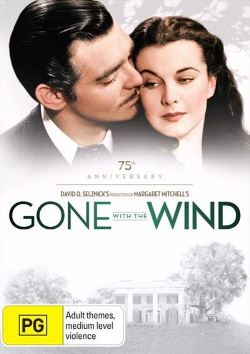 Gone with the Wind - 75th Anniversary Edition on DVD image