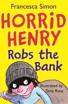 Bank Robber by Francesca Simon