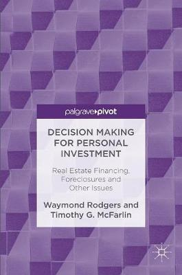 Decision Making for Personal Investment by Waymond Rodgers image