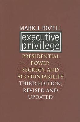 Executive Privilege image