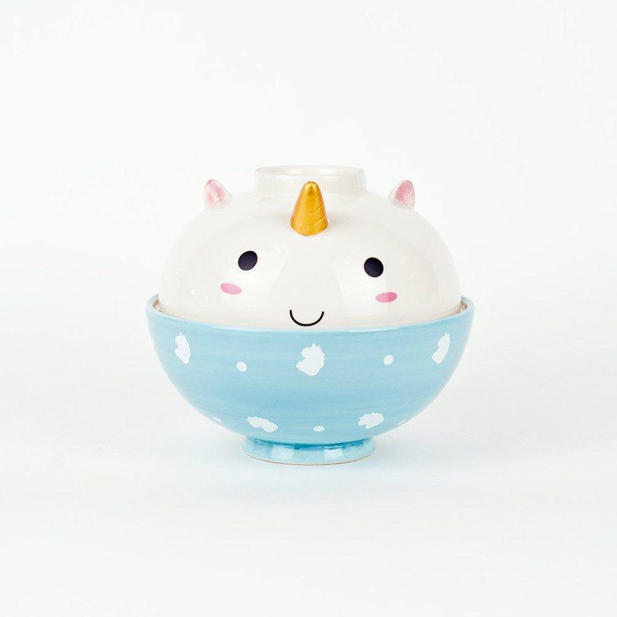 Elodie Unicorn Ramen Bowl Set image