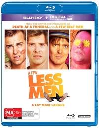 A Few Less Men on Blu-ray