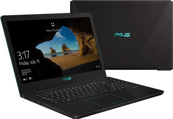"15.6"" ASUS F570UD-DM156T i7-8550U 8GB 256GB SSD GTX1050 W10Home image"