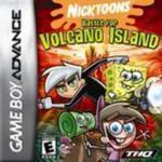 SpongeBob SquarePants & Friends: Battle for Volcano Island for Game Boy Advance