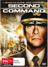 Second In Command on DVD