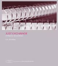 Just Exchange by Francis H. Buckley image