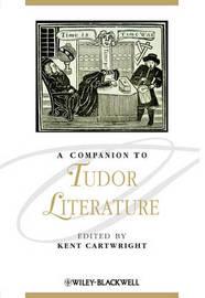 A Companion to Tudor Literature image