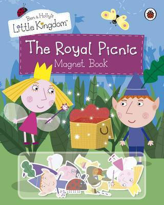Ben and Holly's Little Kingdom: The Royal Picnic Magnet Book image