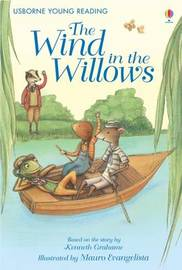 The Wind in the Willows by Lesley Sims