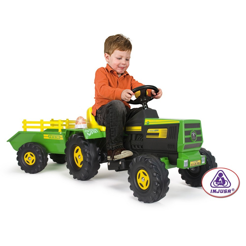 Tractor Basic 6V image