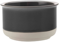 Maxwell & Williams Artisan Round Bowl - Charcoal (10 x 5.5cm)