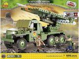 Cobi: World War 2 - Katyusha BM-13N