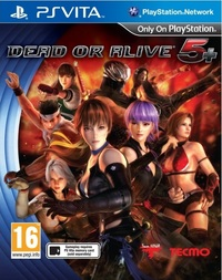 Dead Or Alive 5 for PlayStation Vita
